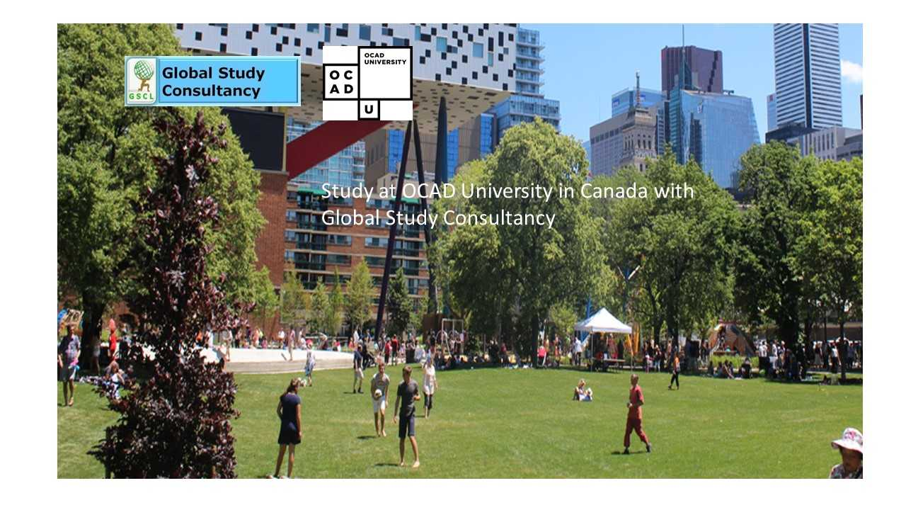 OCAD University admission Bangladesh