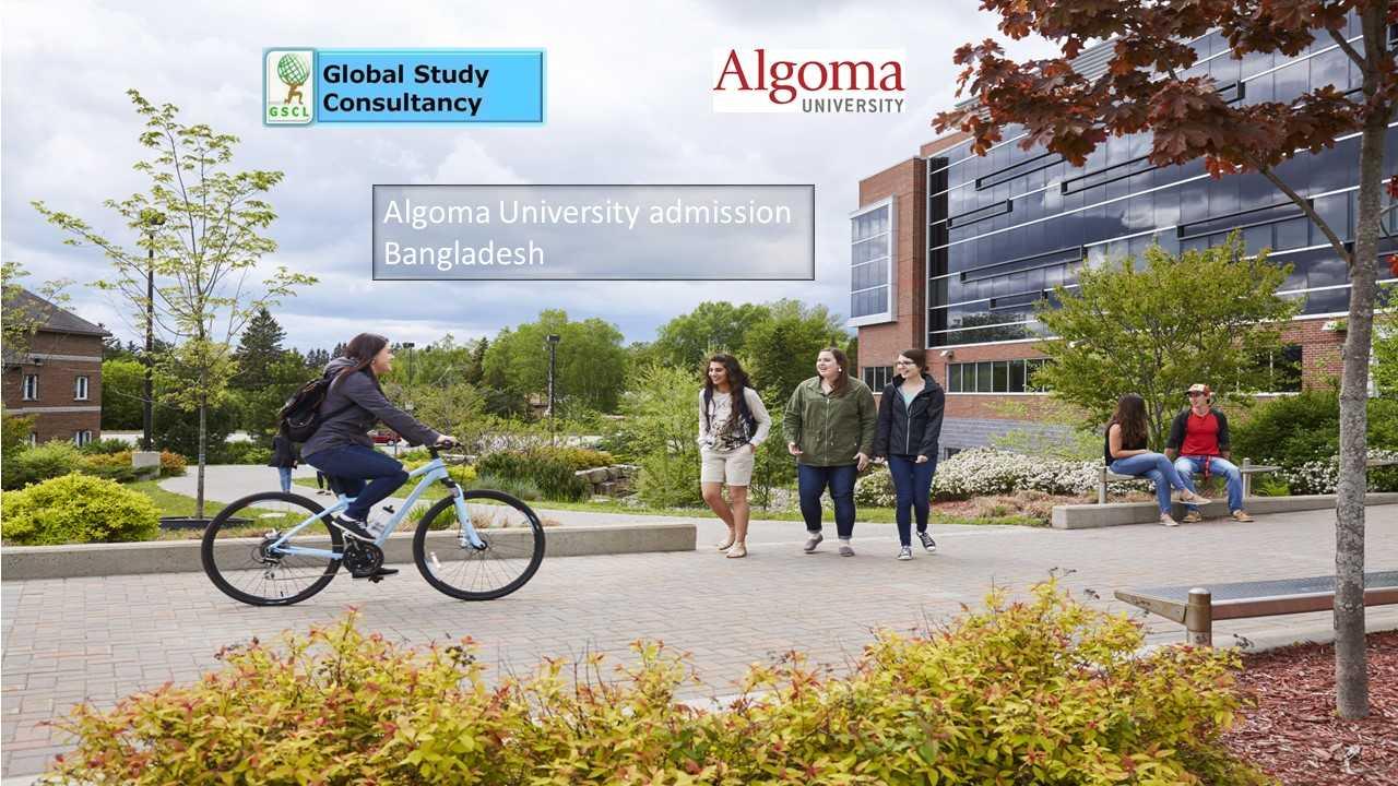 Algoma University admission Bangladesh