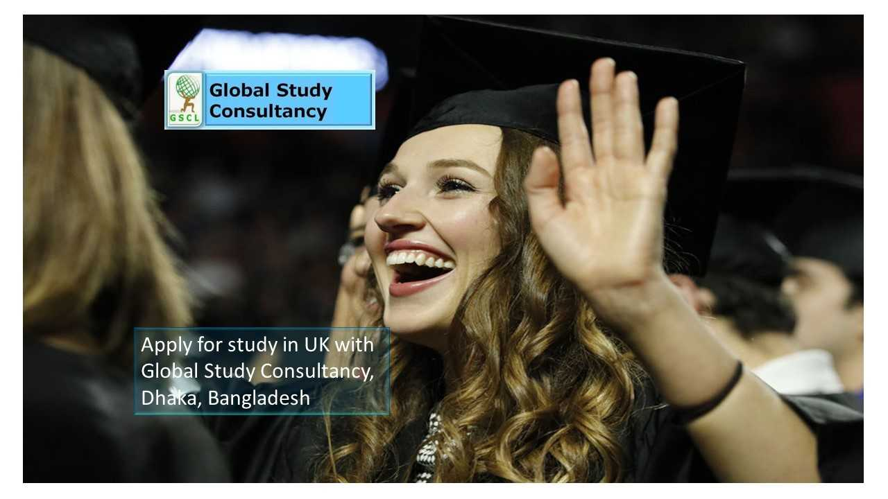apply for study in uk with