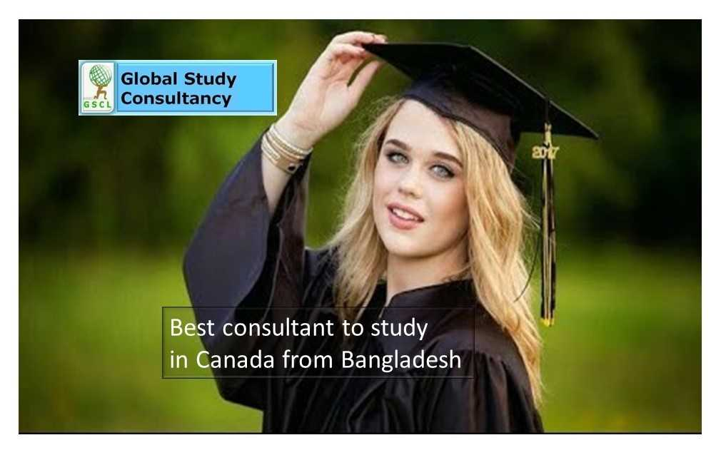 best consultant to study in Canada from Bangladesh