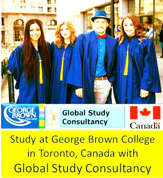 george brown college admission
