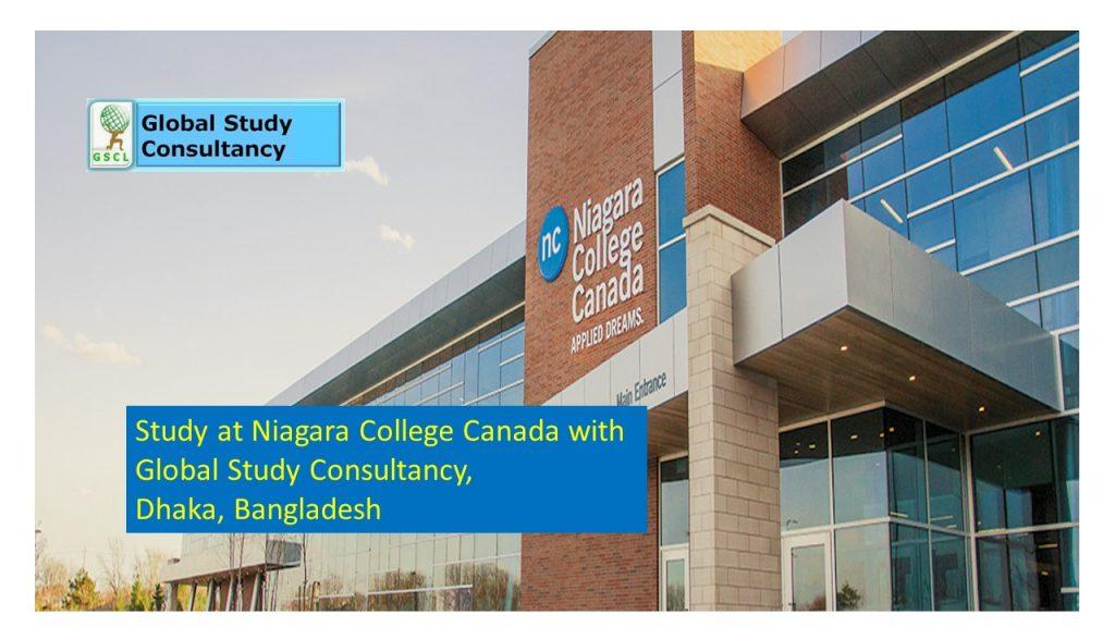 niagara college admission bangladesh