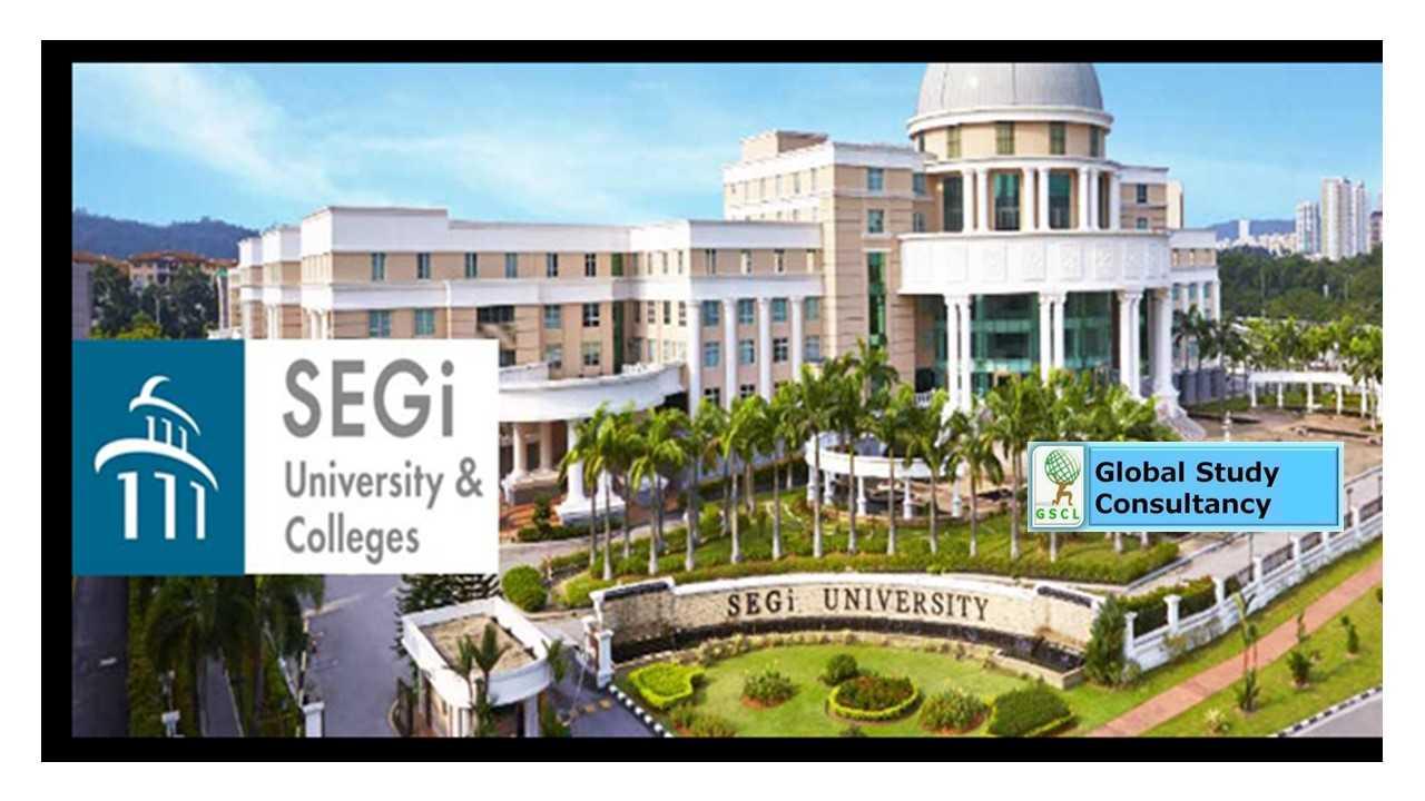 segi university admission bangladeshh