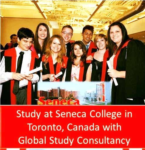 Seneca College admission Bangladesh