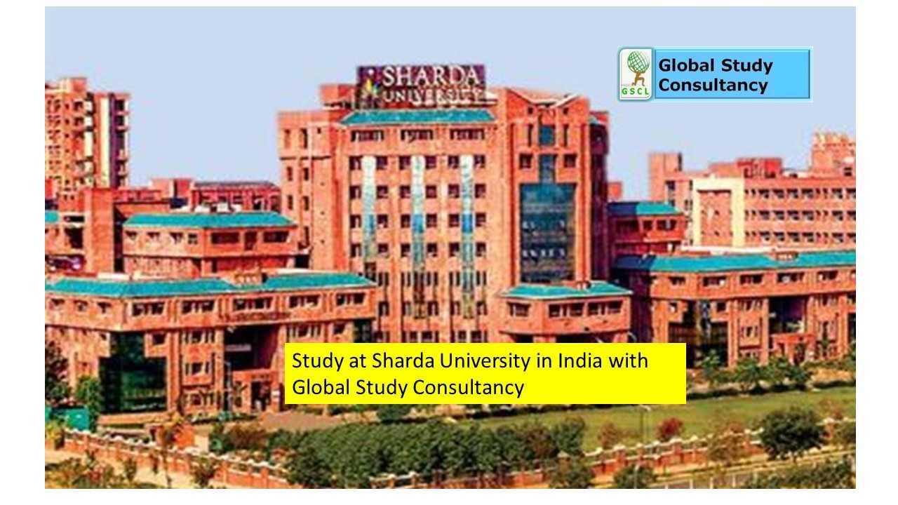 Sharda University admission Bangladesh