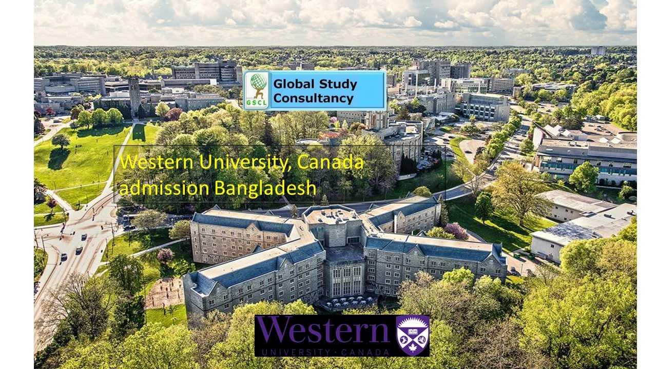 Western University admission Bangladesh