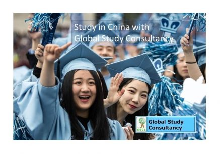 best agency for china admission
