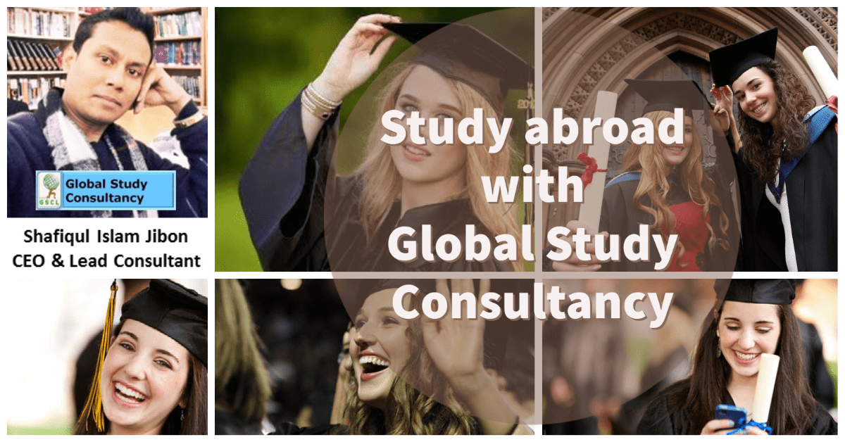 expert consultant to study abroad