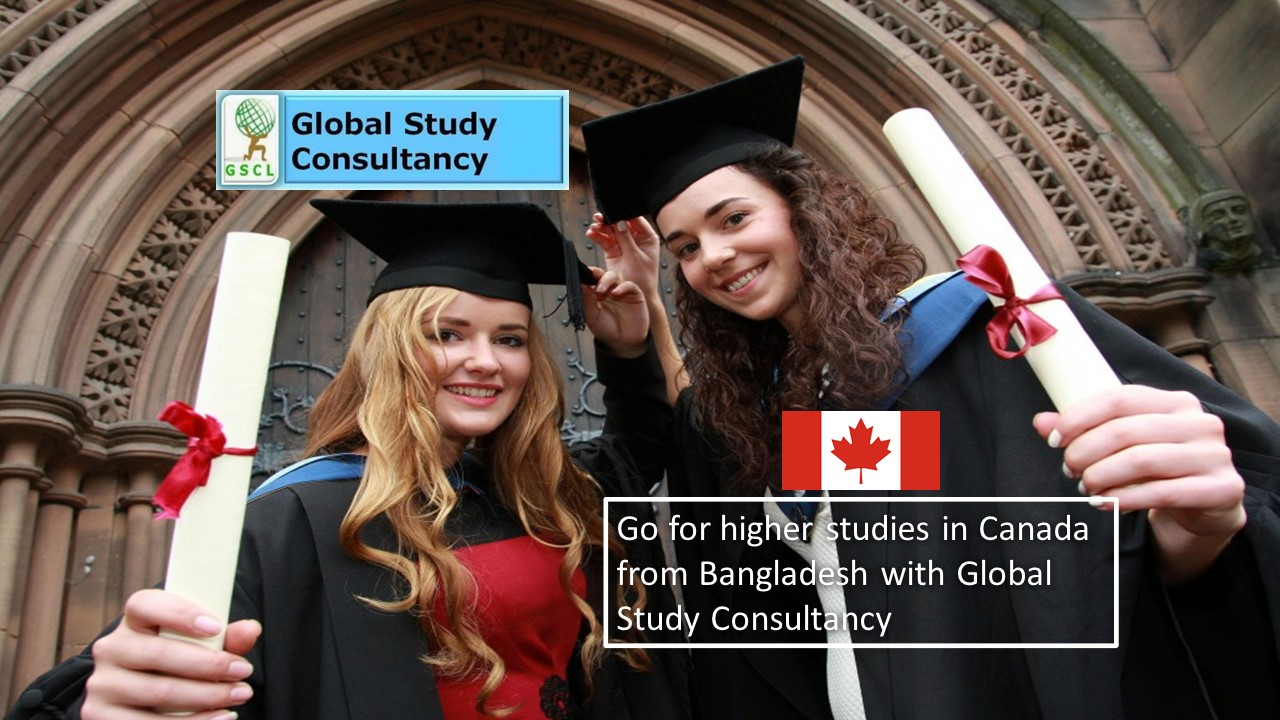 higher studies in Canada from Bangladesh