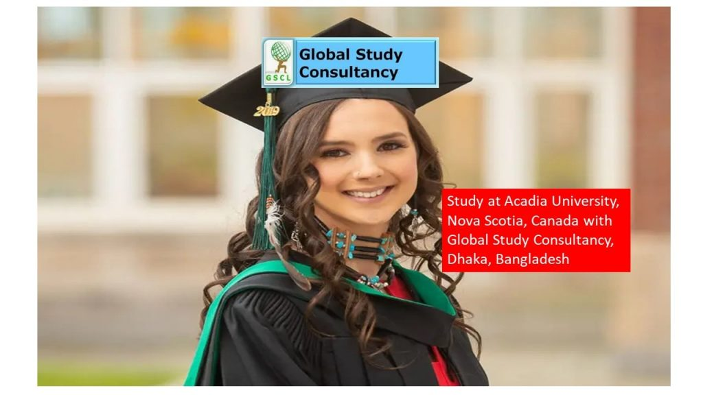 acadia university admission