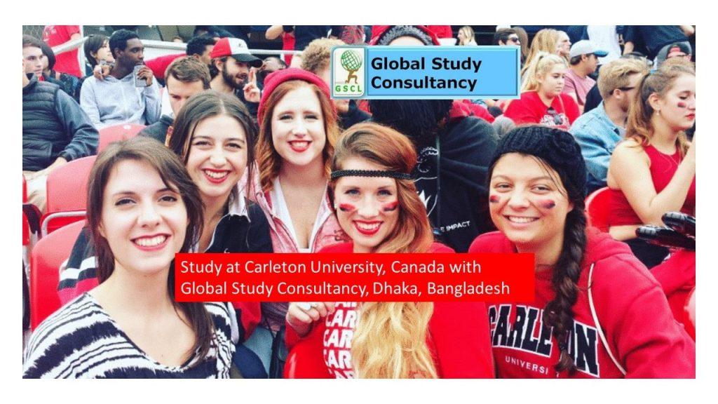 carleton university admission